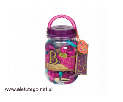 b.toys b.eauty pops zestaw do tworzenia biżuterii 275 elementów