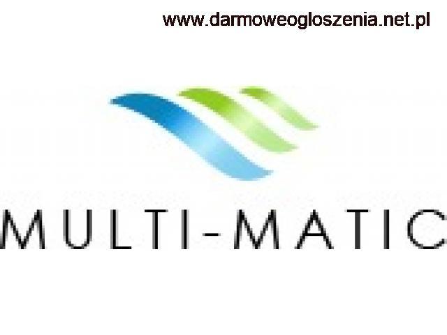 Szorowarka do podłóg - Multimatic