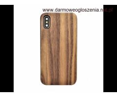 Iphone 8 plus akcesoria drewniane