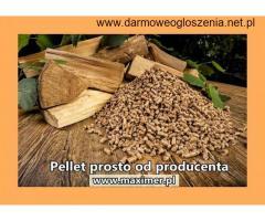 Pellet - Eko paliwo prosto od producenta Mazowieckie / Podlaskie