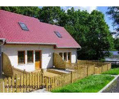 Domki nad jeziorem w Karłowicach-dobre miejsce na wypoczynek
