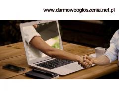 Pomoc biurowa na komputerze bez kwalifikacji