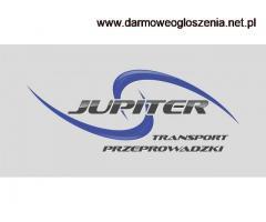 Jupiter Transport Przeprowadzki z Danii do Polski z Polski do Danii