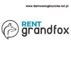 Rentgrandfox Kraków - wypożyczalnia kamer i sprzętu filmowego