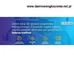 Elektro-Bar - pogotowie elektryczne w Krakowie