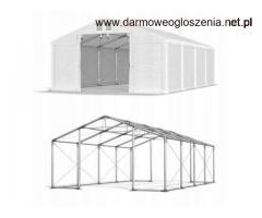 Namiot zimowy WINTER PLUS MSD  6m x 8m x 2/3,09m